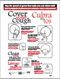 Cover your Cough Bilingual