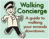 Walking Concierge