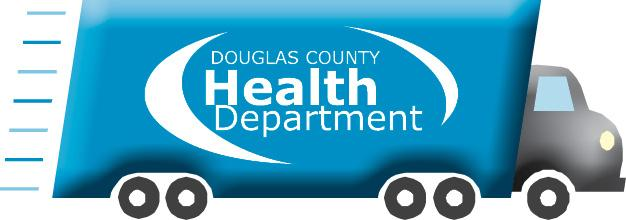 Health Department Moving Van